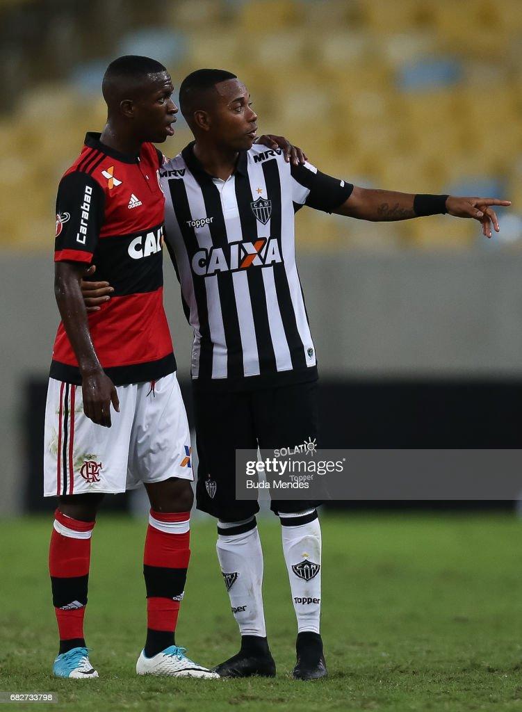 Flamengo v Atletico MG - Brasileirao Series A 2017