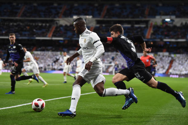 ESP: Real Madrid v Leganes - Copa del Rey Round of 16