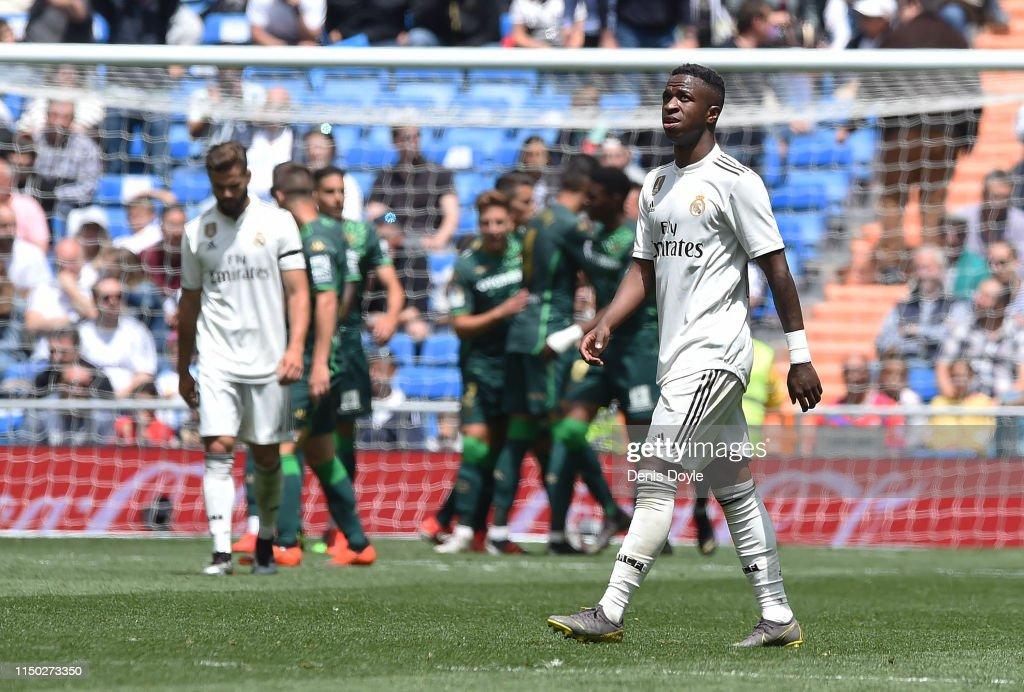 ESP: Real Madrid CF v Real Betis Balompie - La Liga
