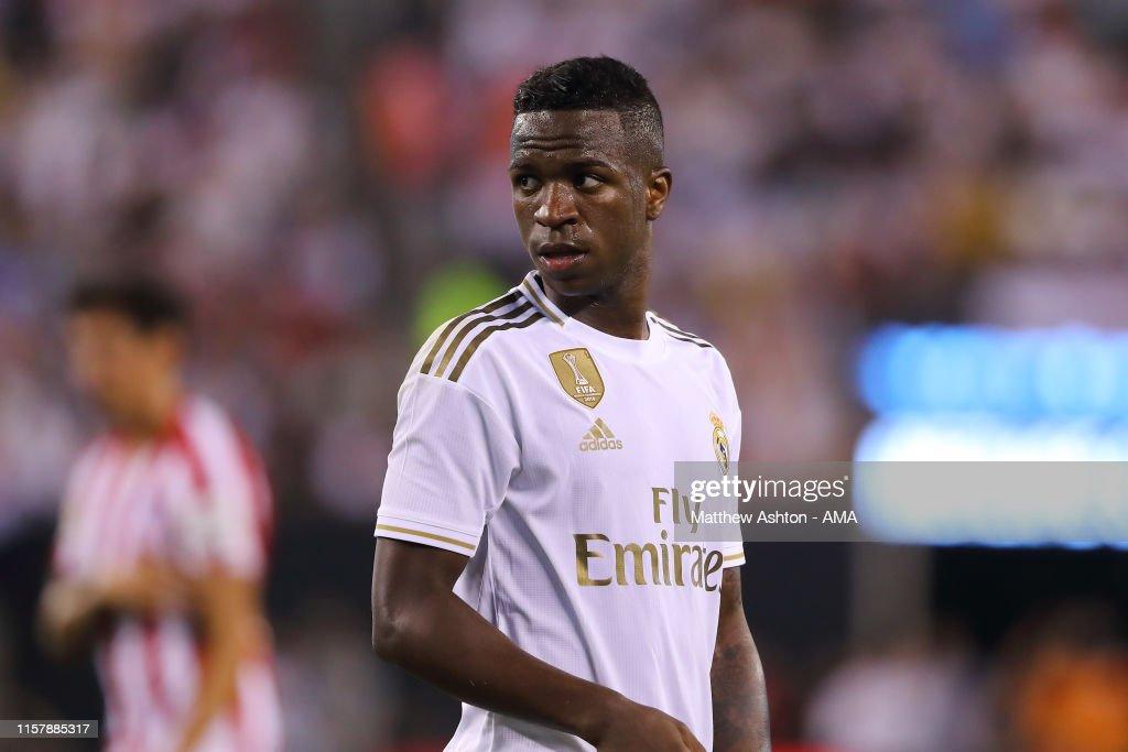 Real Madrid v Atletico de Madrid - 2019 International Champions Cup : News Photo