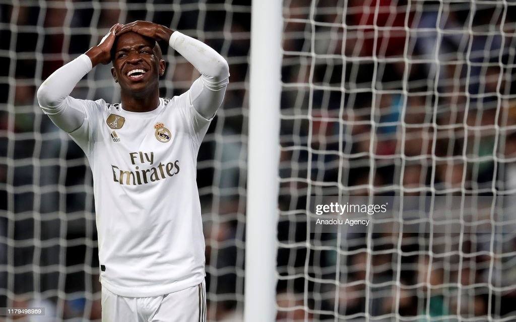 Real Madrid CF vs Real Betis Balompie : La Liga : News Photo