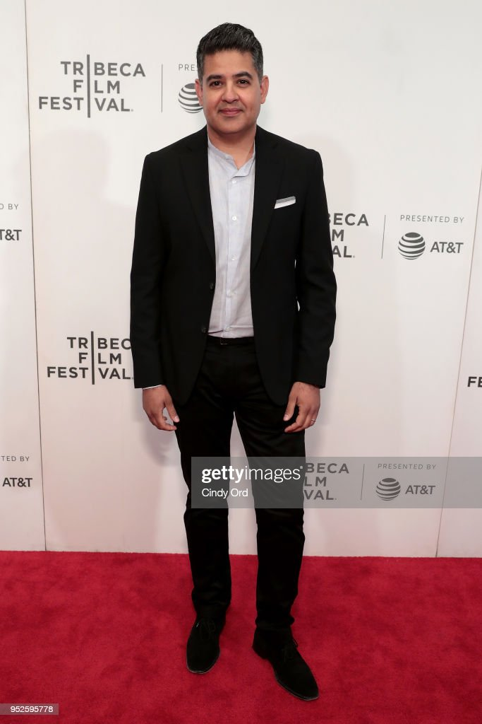 Vinnie Malhotra attends Showtime's World Premiere of The Fourth Estate at Tribeca Film Festival Screening at BMCC Tribeca Performing Arts Center on April 28, 2018 in New York City.