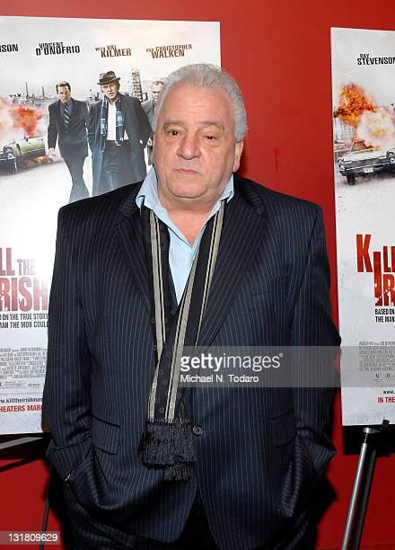 Vinnie Vella attends the premiere of 'Kill the Irishman' at Landmark's Sunshine Cinema on March 7 2011 in New York City