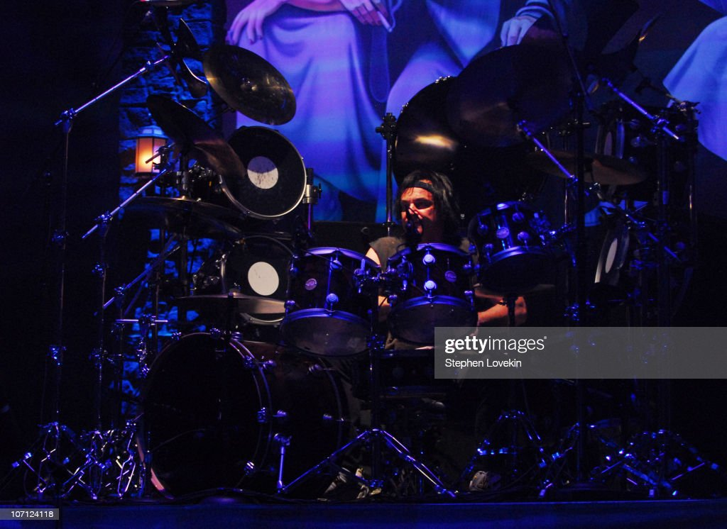 Vinny Appice during Heaven and Hell - Black Sabbath Featuring Ronnie James Dio in Concert at Radio City Music Hall in New York City - March 30, 2007 at Radio City in New York City, New York, United States.