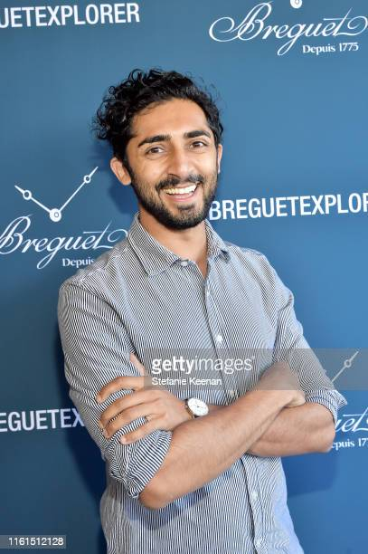 Vinny Chhibber attends Breguet Marine Collection Launch at Little Beach House Malibu on July 11 2019 in Malibu California