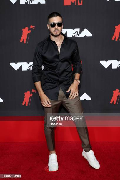 Vinny Guadagnino attends the 2021 MTV Video Music Awards at Barclays Center on September 12, 2021 in the Brooklyn borough of New York City.
