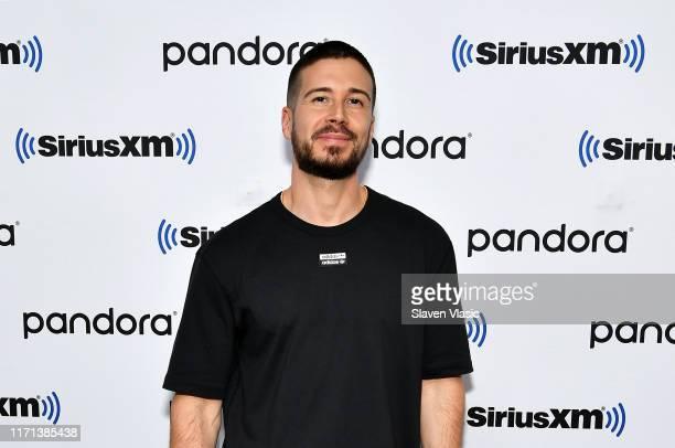 Vinny Guadagnino visits SiriusXM at SiriusXM Studios on September 26, 2019 in New York City.