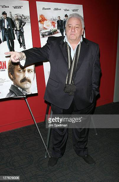 Vinny Vella attends the premiere of Kill the Irishman at Landmark's Sunshine Cinema on March 7 2011 in New York City