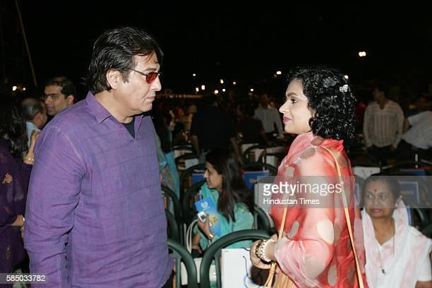 Vinod Khanna with Kavita Khanna