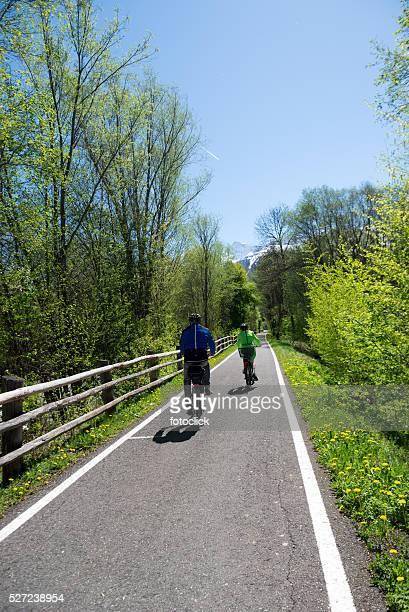 Vinschgau Fahrradweg