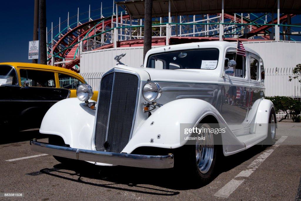 Vintage 1934 Chevrolet Master Deluxe at Belmont Park?s