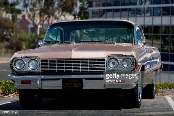 Vintage 1964 Chevrolet Impala in Carlsbad California