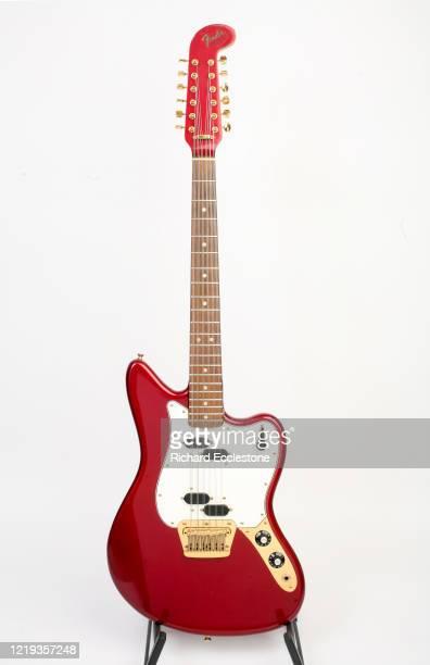 Vintage 1966 Fender XII 12 String electric guitar, United Kingdom, 2009.