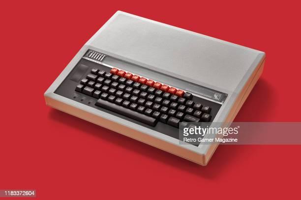 A vintage 1981 BBC Micro computer taken on February 28 2019