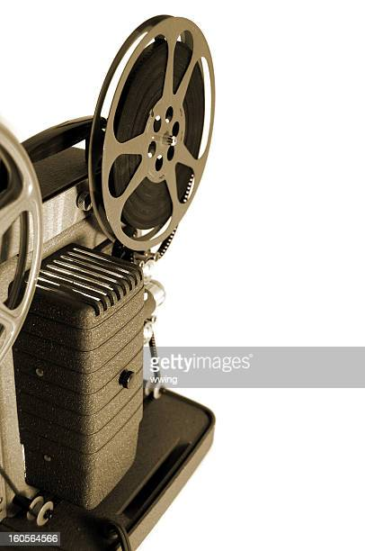 Vintage 8mm Movie Projector- Sepia