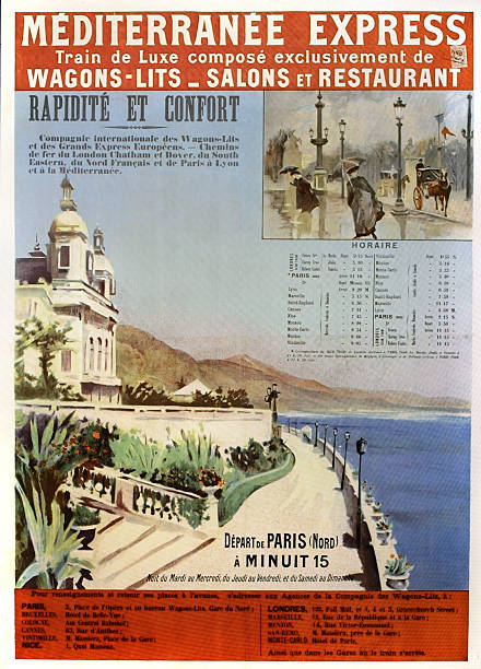 Vintage advert for trains to monte carlo monaco pictures getty images vintage advert for trains to monte carlo monaco publicscrutiny Choice Image