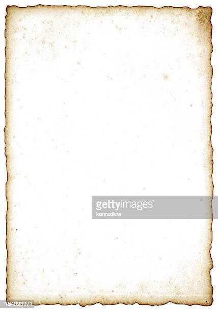 Vintage, aged background - paper