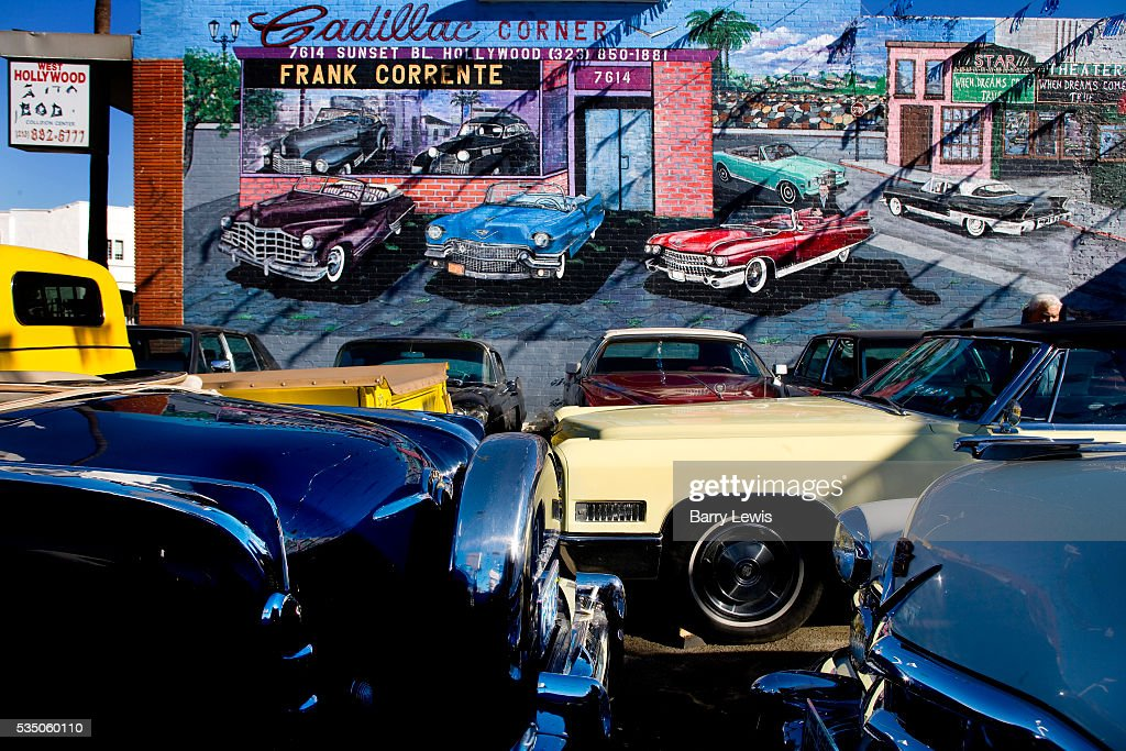USA - California - Los Angeles - Vintage Cars Pictures | Getty Images