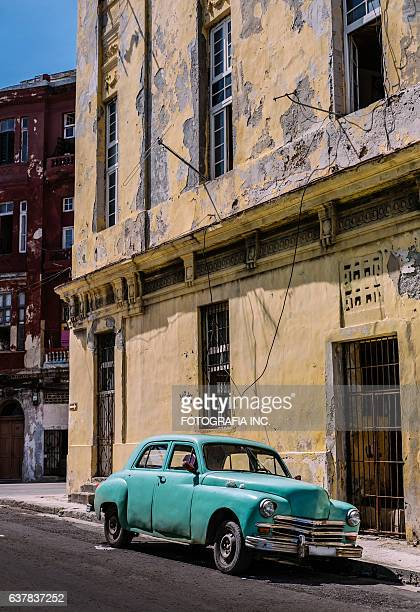 Vintage American in Havana