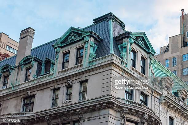 Vintage Architecture preserved as heritage in the Historic District The New York City Landmarks Preservation Commission is agency charged with...