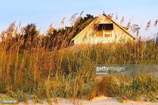 Vintage Beach Cottage, Pawleys Island, South Carolina