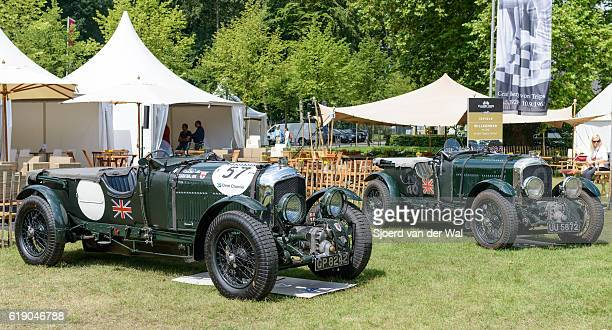 "vintage bentley 1920s classic cars - ""sjoerd van der wal"" photos et images de collection"