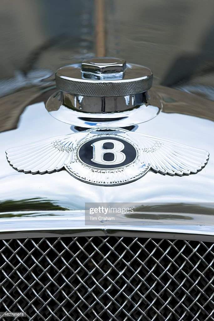 Vintage Bentley Four And A Half Litre Luxury Car Built In 1929 And News Photo Getty Images
