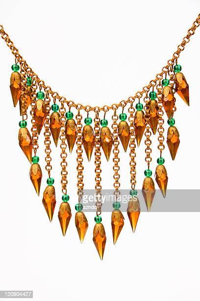 Vintage Bib Necklace