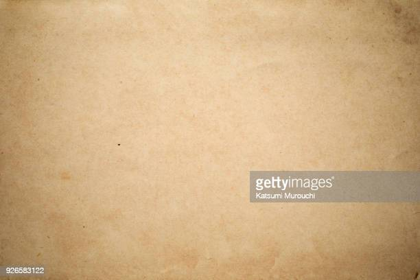 vintage brown paper texture background - antique stock pictures, royalty-free photos & images