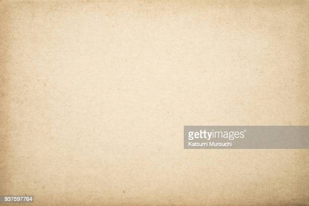 Vintage brown paper texture background