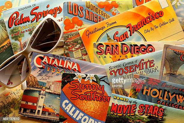 Vintage California Postcards