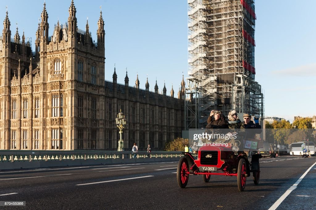 Veteran Car Run In London Pictures | Getty Images