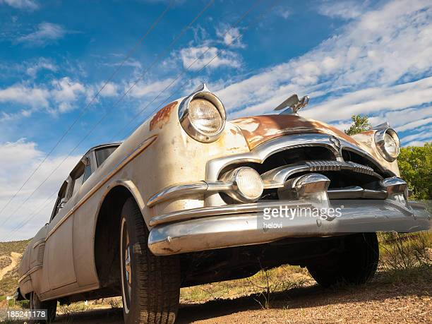 oldtimer - low rider stock pictures, royalty-free photos & images