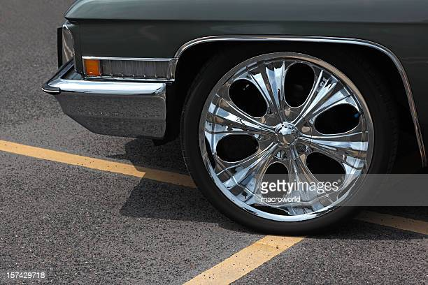vintage car xxxl size - 1970s muscle cars stock pictures, royalty-free photos & images