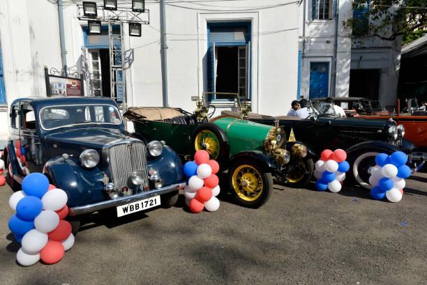 IND: Vintage Car Show In Kolkata