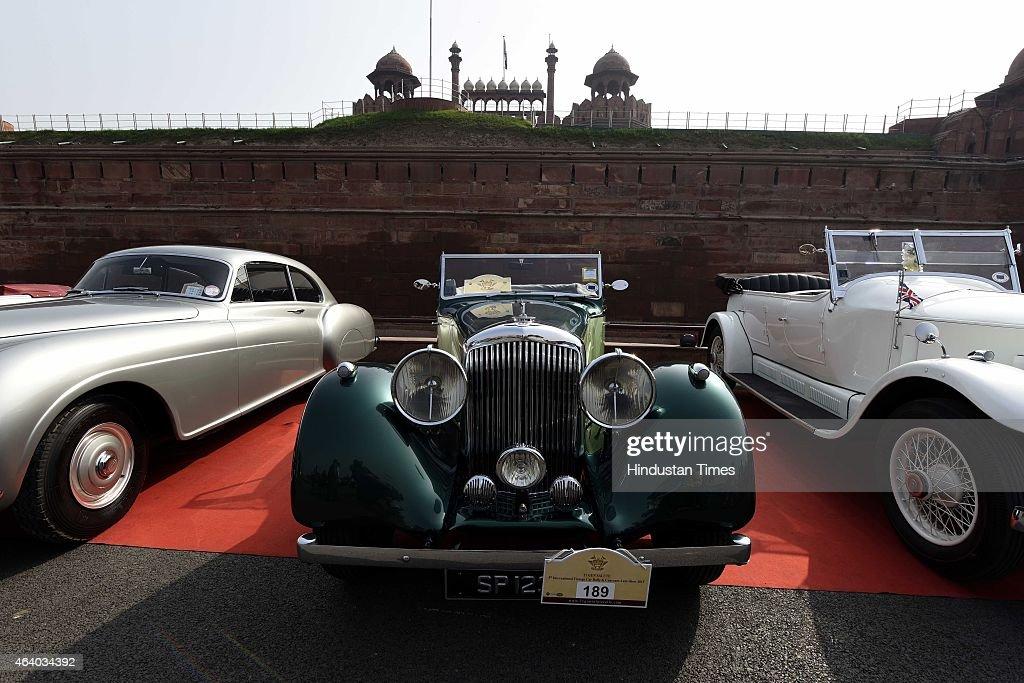 5th Edition Of 21 Gun Salute International Vintage Car Rally ...