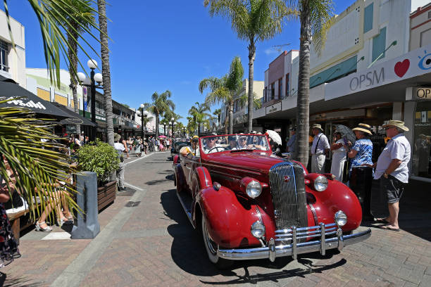 NZL: Napier Art Deco Festival Adapts Due To Ongoing Coronavirus Pandemic