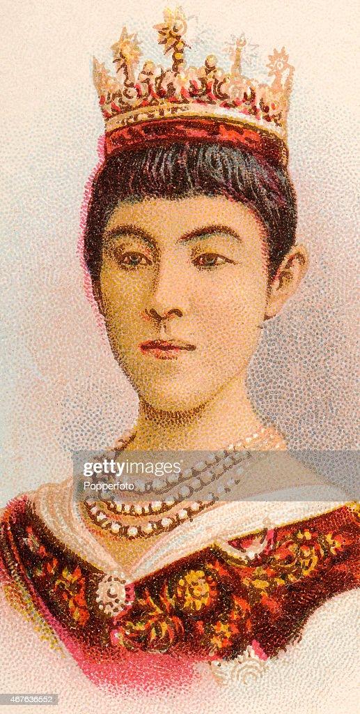 Empress Shoken - Russo-Japanese War : News Photo