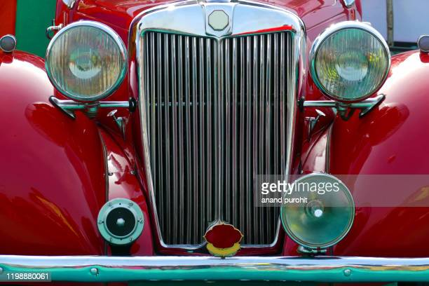 vintage & classic car collection - treasuregold stock pictures, royalty-free photos & images