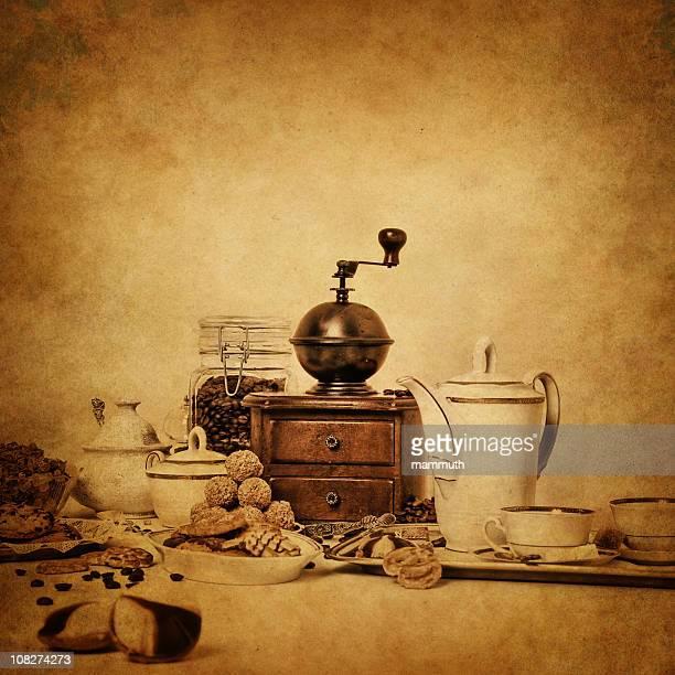 vintage ainda vida de Café
