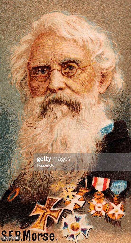 an introduction to the early life of samuel morse a man and an artist Inspector morse has an ear  intelligent detective that fancied a good beer and classical music over anything else in life  morse, a man that always carries.