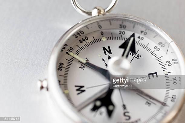 vintage compass - begrippen en thema's stockfoto's en -beelden