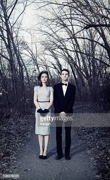 Vintage Paar