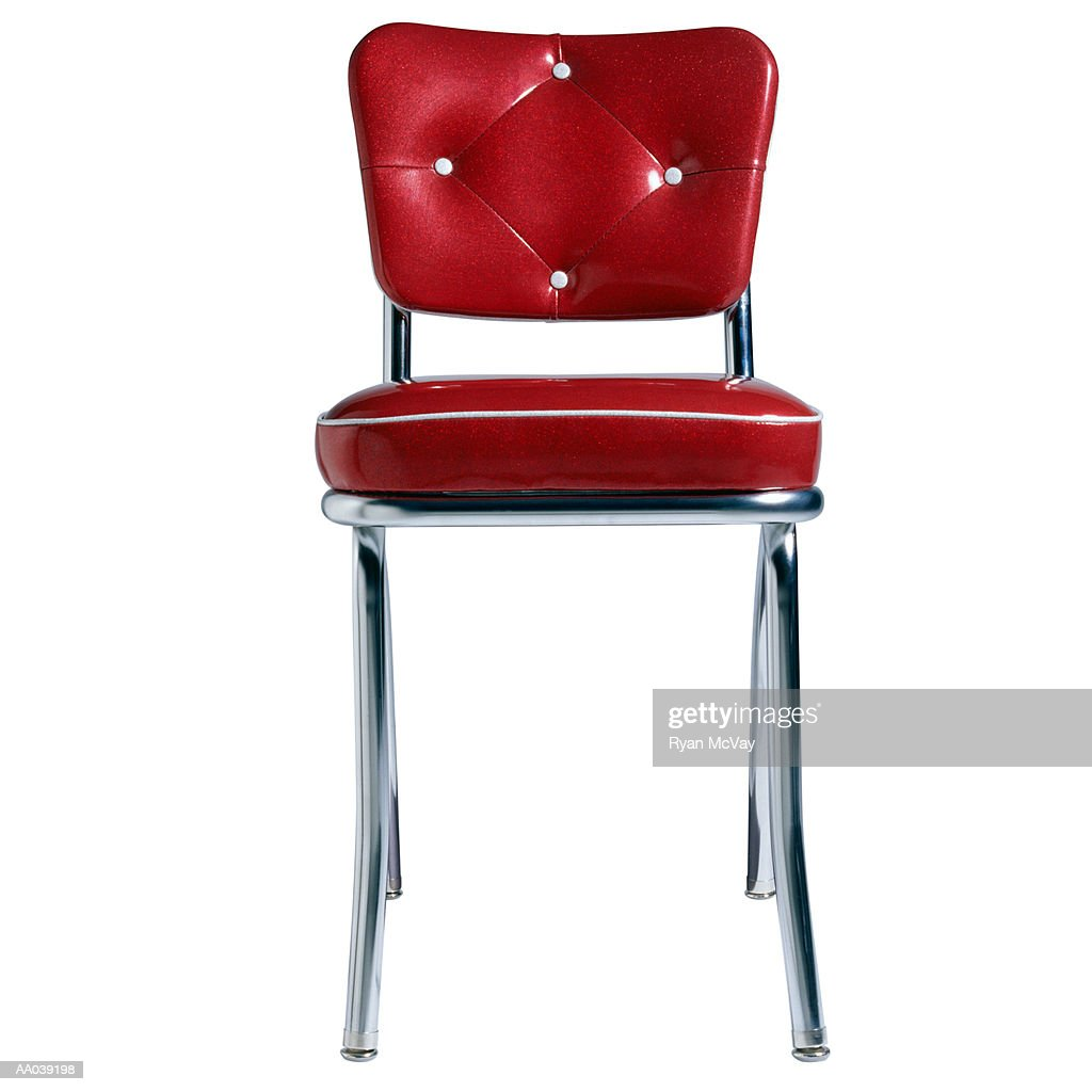 Vintage Diner Chair High Res Stock Photo Getty Images