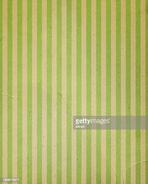 vintage distressed striped paper