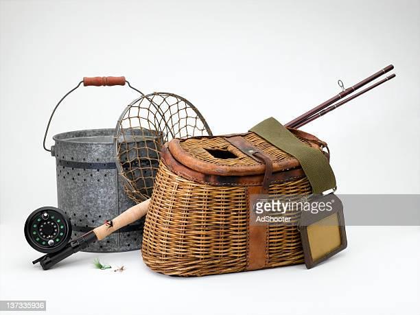 Vintage-Fliegenfischen