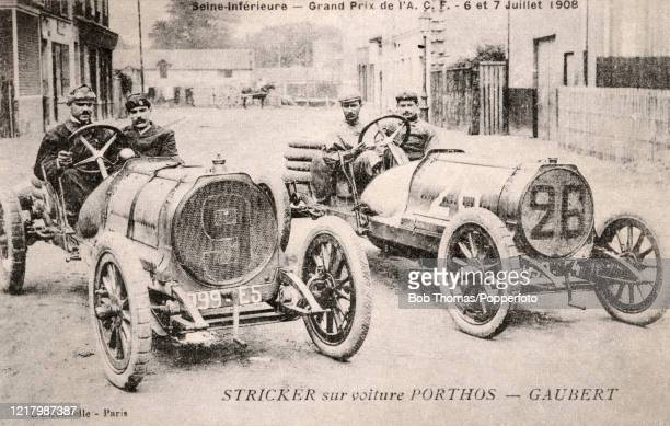 Old French Cars Stock Pictures, Royalty-free Photos & Images