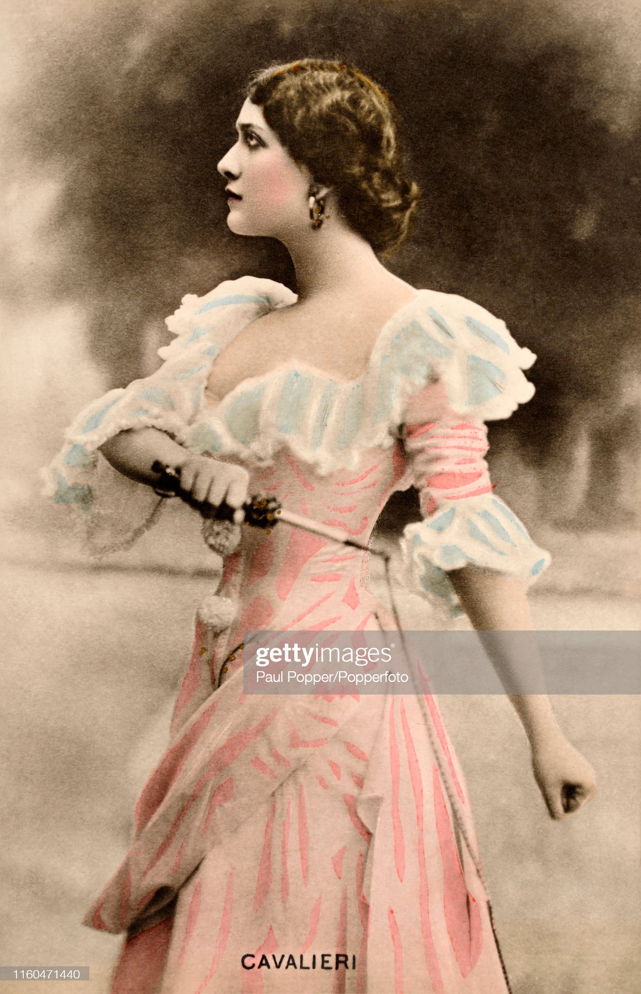 Lina Cavalieria - Opera Diva : News Photo