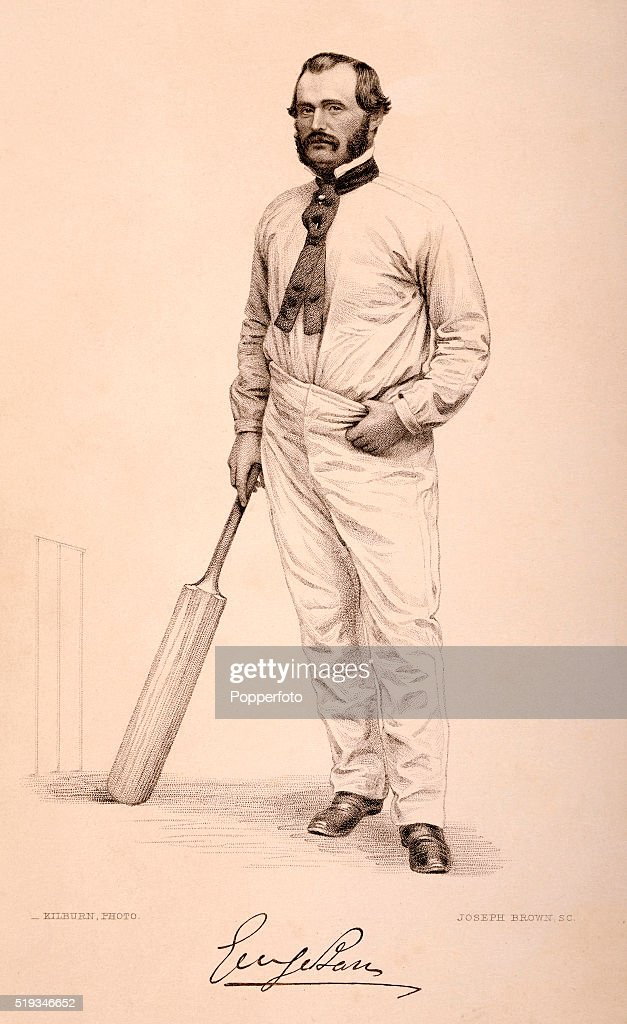 George Parr - Cricketer : News Photo