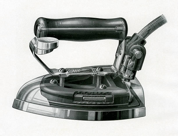 Electric Iron 1920s ~ Antique electric iron pictures getty images